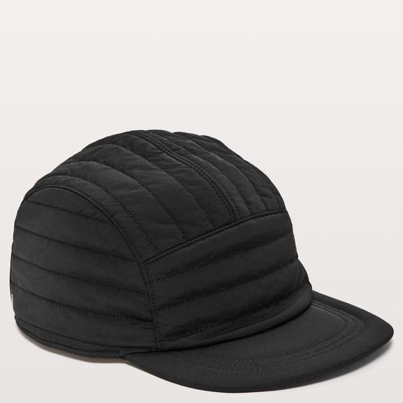 lululemon Pinnacle Warmth Hat (Black fc67b4781bbd